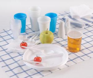 piatto di plastica alicart genova